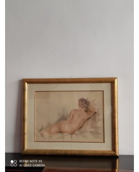 Quadro Nudo Donna