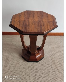 Tavolino Deco Palissandro